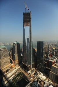 4 World Trade Developers Hold Tour Of Progress