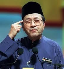 Think Mahathir