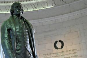 Washington-Jefferson-Memorial-statue