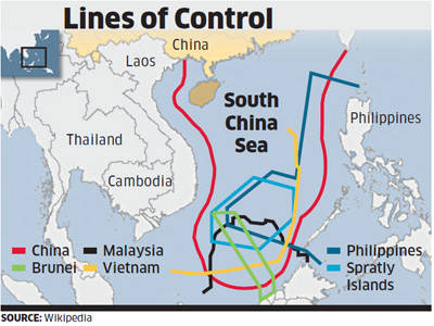 US Sincerity Questioned In Southeast Asia Din Merican The - Map of us alliances in asia