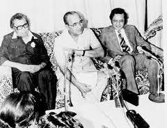Ghazali, Hussein and Mahathir