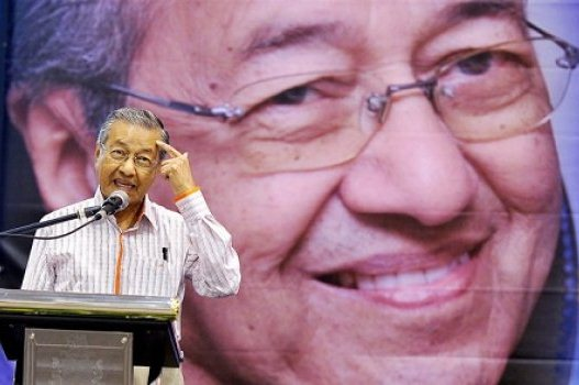 Image result for Dr Mahathir a Great Leader?