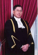 Chief Judge of Sabah and Sarawak Tan Sri Steve Shim Lip Kiong