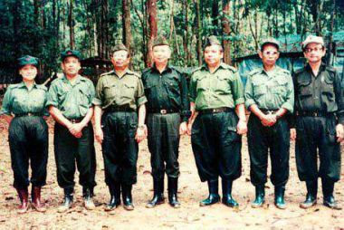 ChinPeng and Comrades