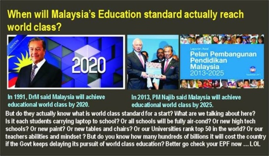 Politicians messing up with our education system !