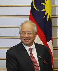 Najib PM