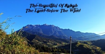 Sabah-Land Below the Wind
