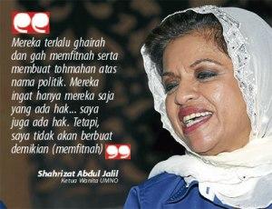 Shahrizat A Jalil