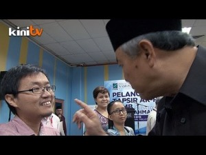 Zahid and Reporter