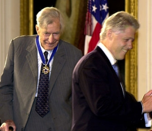 galbraith1and Medal of Freedom
