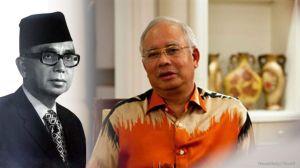 Najib and Tun Razak