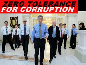 Singapore- No Tolerance for Corruption