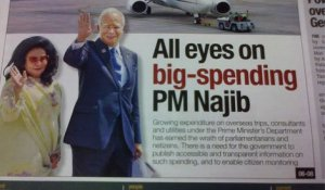 Big Spender Rosie and accomplice Najib