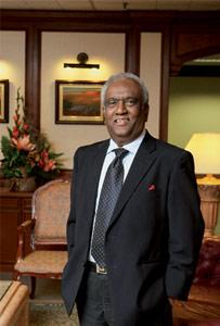 Dr. Ramon Navaratnam