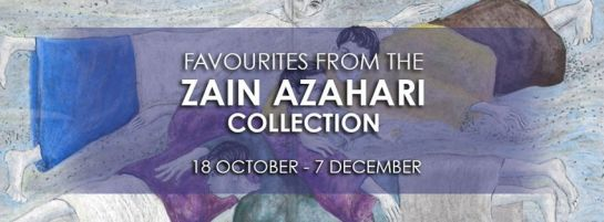 Favorites from Zain Azahari Collection