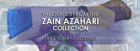 Favorites from Zain Azahari Collection