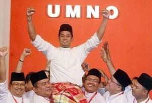 The proposal, if I understood Khairy correctly, is to take Umno into the schools. Yes or NO ?