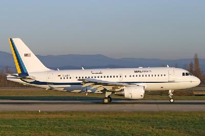 Malaysia's Executive Jet