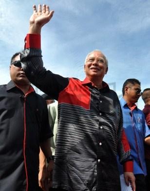Najib in Penang