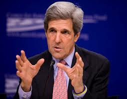 Secretary of State Kerry