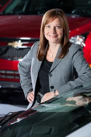 GM's Mary Barra