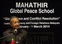 Mahathir at IDFR