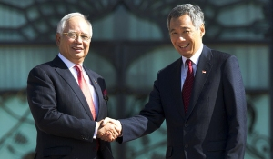 MALAYSIA-SINGAPORE-DIPLOMACY