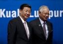 Najib-Xi-Jinping-Malaysia-China-