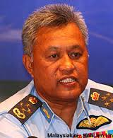 Chief of the RMAF, Rodzali Daud