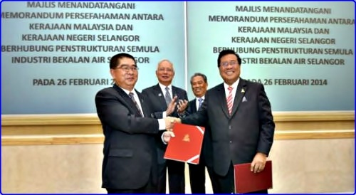 Before GE13, Selangor MB Khalid Ibrahim was bold enough to say that his water deal did not necessarily need Langat 2. He envisaged diverting run-off rain water using new technology to increase the supply of water to Selangor and the Federal Territory without the need for a new plant.