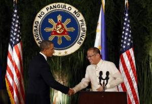 Aquino and Obama