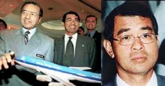 Tajuddin Ramli and the MAS saga was among the many failures of Dr Mahathir's Bumiputra corporate advancement project which culminated with MH370 disaster. The latest episode could sink MAS without tax-payers bailout forthcoming .