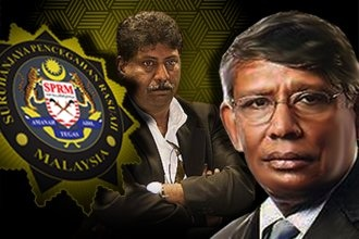 Americk Sidhu, PI Bala's lawyer makes a startling revelation at the Bar AGM that Cecil Abraham confided in him that he prepared the 2nd SD on instructions from Najib.