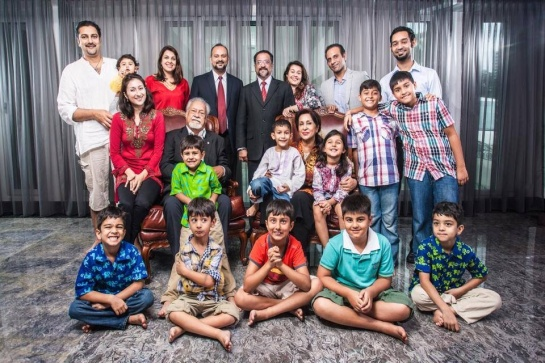 Karpal Singh was known as a man with principles and this was the very value that he imparted to his children and grandchildren.