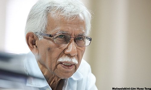 Daim served as Malaysia's finance minister on two occasions, from 1984 to 1991, and from 1999 to 2001.