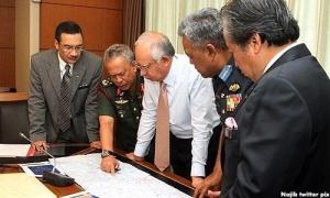 Prime Minister Najib Razak said Malaysia's democracy is best in the world.