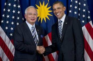 Najib_Obama