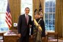 obama and JJ