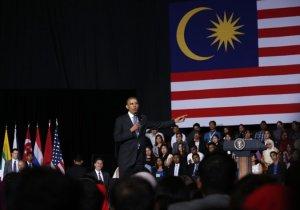 Obama in KL