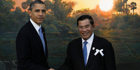 barack-obama-and-hun-sen