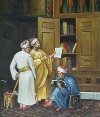 Agama Islam adalah agama ilmu pengetahuan.