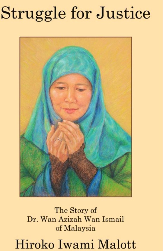 Hiroko wrote a biography of Wan Azizah, and the two women – a Malaysian and a Japanese – grew very fond of each other. When Hiroko died in 2012, Azizah flew to Washington to speak at her funeral.