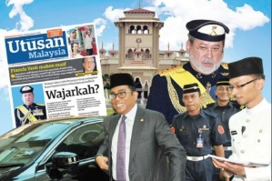 The Sultan of Johore's sale of 116-acres of prime land in Johor Bahru last December to China developers Guangzhou R&F last year as a major turning point. BN upset with royal housing bill too 01 The deal pocketed the Sultan RM4.5 billion.  The Sultan of Johore's sale of 116-acres of prime land in Johor Bahru last December to China developers Guangzhou R&F last year as a major turning point. BN upset with royal housing bill too 01 The deal pocketed the Sultan RM4.5 billion.
