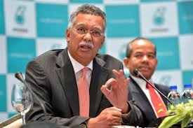 Shamsul of Petronas