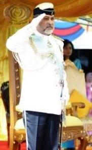 Sultan of Johore
