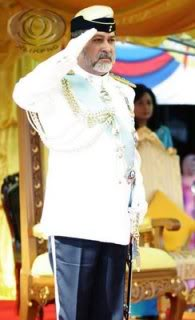 Sultan of Johore