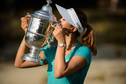 Wie wins 2014 US Womens Open Golf