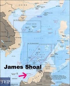 James Shoal