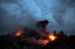 MH17 Crash site 2