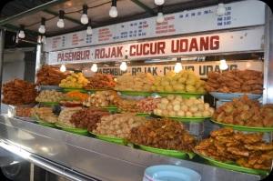 Hawker Food Penang